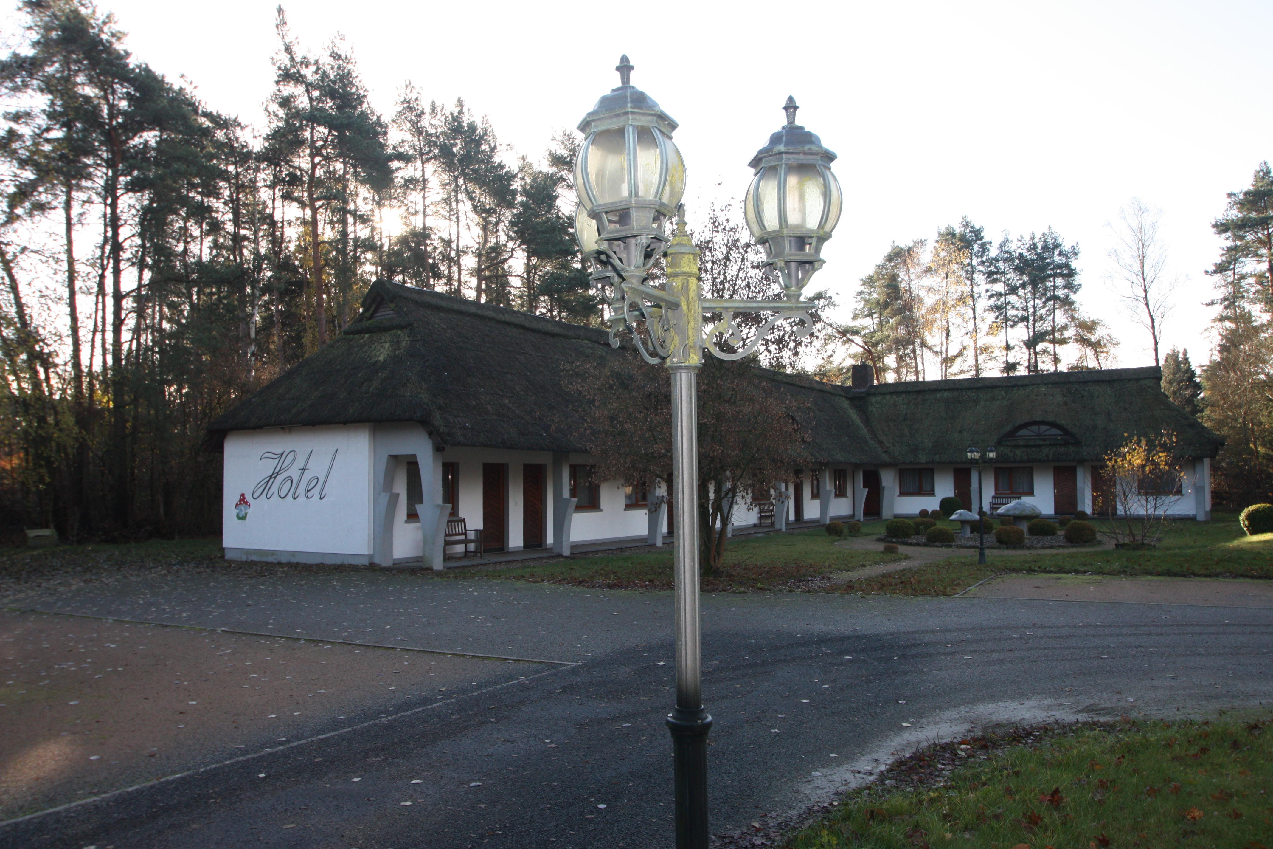 Landgasthof Zum Pilz Wesendorf bei Gifhorn in der Südheide an der B4